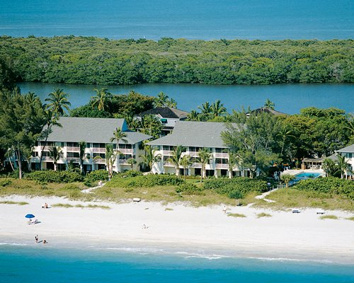 2BR Captiva Island GULF COAST Beachfront Resort FLORIDA