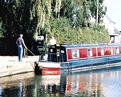 Canaltime at Alvecote Marina Village