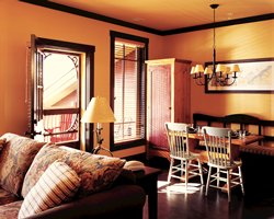 5 Night-Blue Mountain Resort interior
