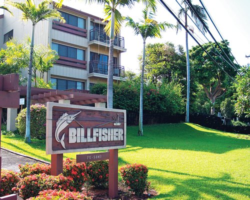 The Billfisher Resort.