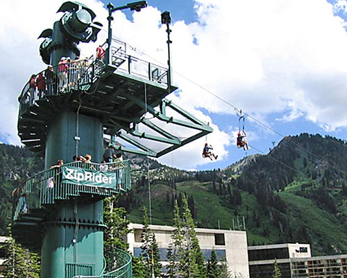 Iron Blosam Lodge @ Snowbird Ski & Summer Resort
