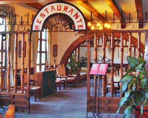 Condo Hotel restaurant.