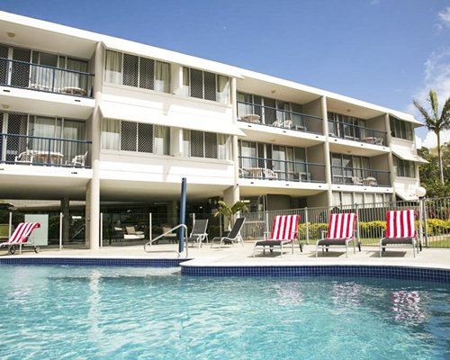 Pacific View Resort