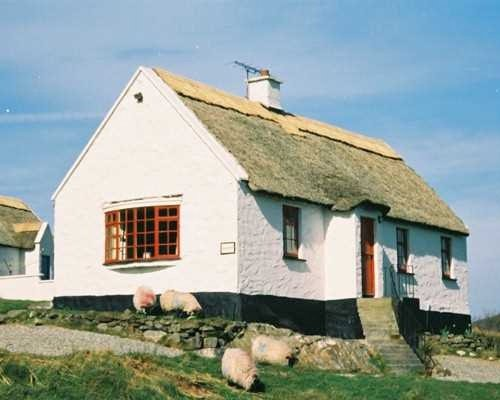 A view of Connemara Country Cottages.