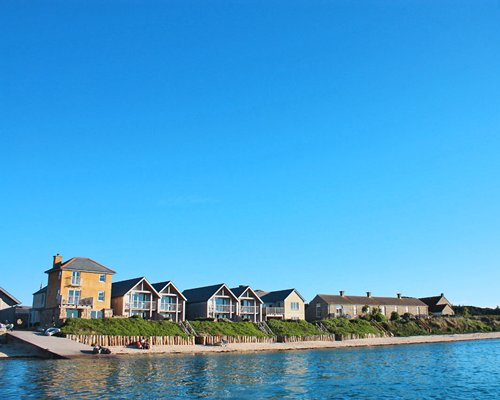 A view of Tresco resort.