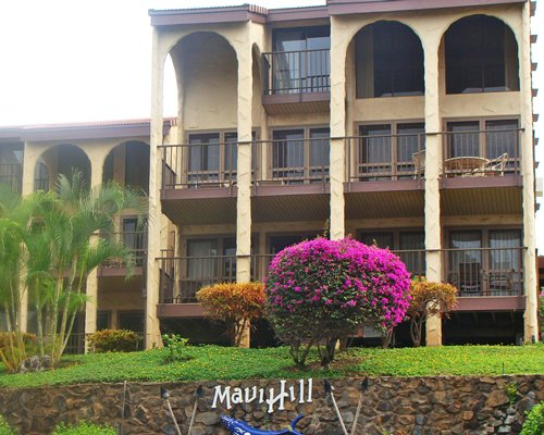 Scenic view of Maui Lea at Maui Hill resort.