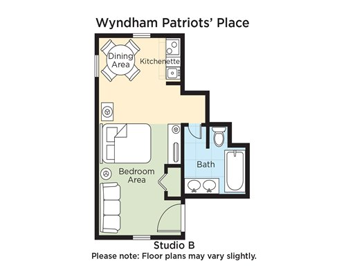 Club Wyndham Patriots'  Place