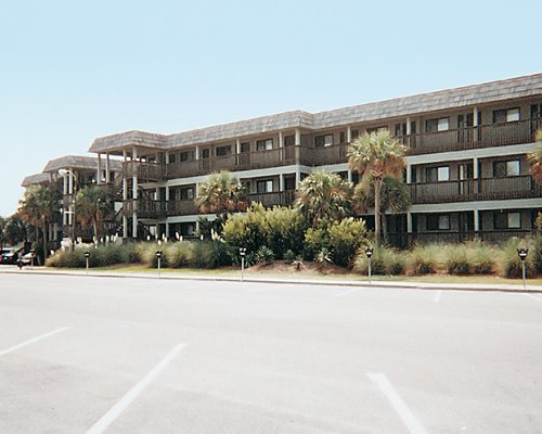 Exterior view of Isle Of Palms Resort.