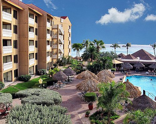 Casa del Mar Beach Resort