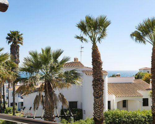 Scenic exterior view of a unit at Monte Carvoeiro Clube.