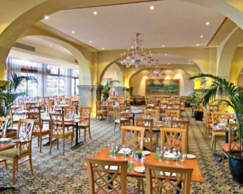 An Indoor Fine Dining Restaurant Outdoor At Pestana Madeira Beach Club