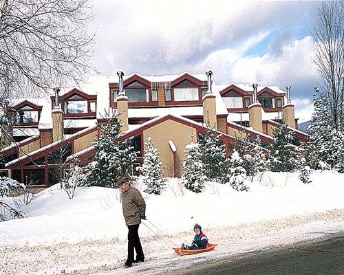 Mountain Sun Condominium-Quarters