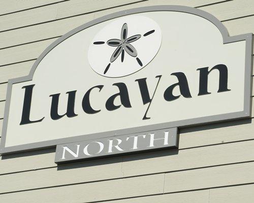 Signboard of Lucayan.