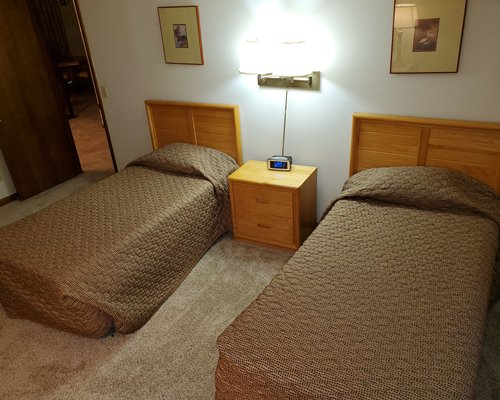 A well furnished kitchen and a breakfast bar.
