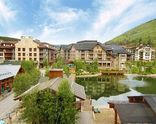 Village Square At Copper Mountain Resort
