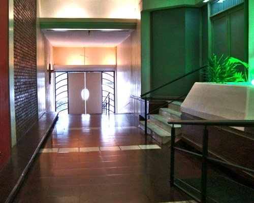 A view of the corridor in Buenos Aires Comra Condominium resort.