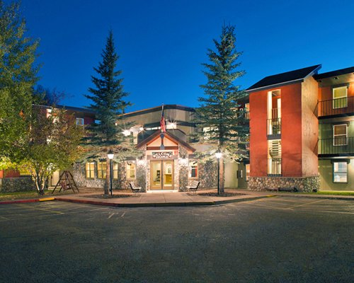 Legacy Vacation Resort Steamboat Suites
