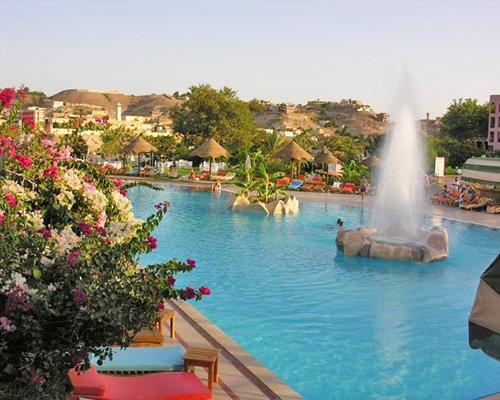 Isis Island Aswan