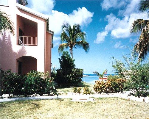 Marina Bay Beach Resort St John S