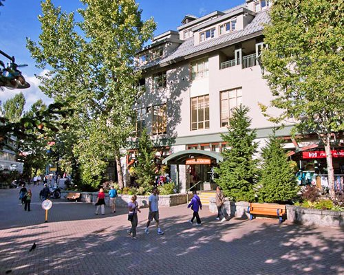 Whistler Village Centre