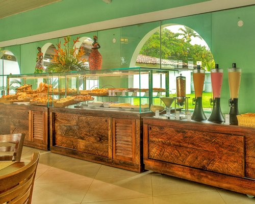 Snack bar at Cana Brava Resort Hotel.