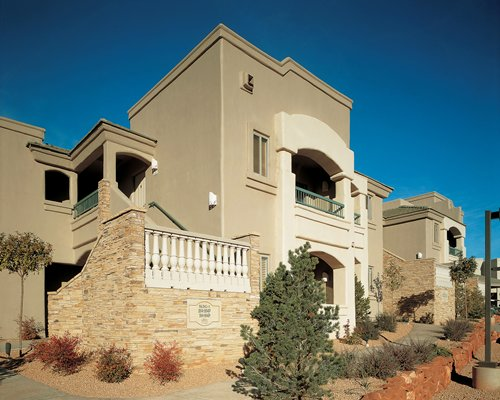 Exterior view of The Ridge On Sedona Golf Resort.