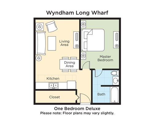 Club Wyndham Long Wharf