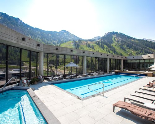 The Cliff Club at Snowbird