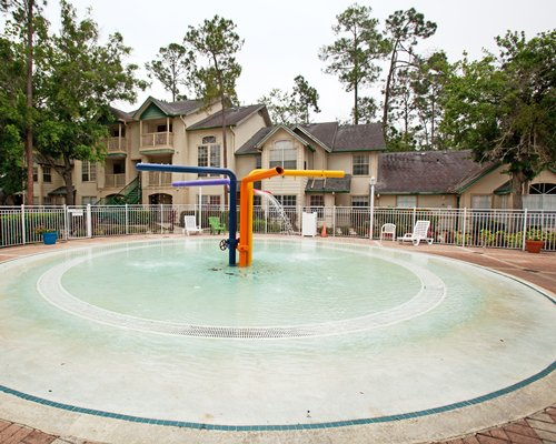 Water park alongside Oak Plantation a SunVest Resort.