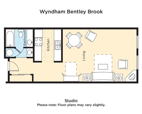 Wyndham Bentley Brook I