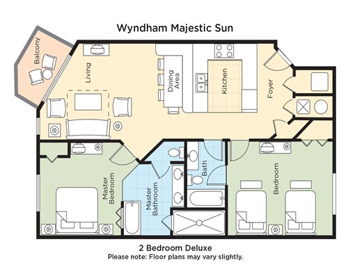 Wyndham Vacation Resorts At Majestic Sun