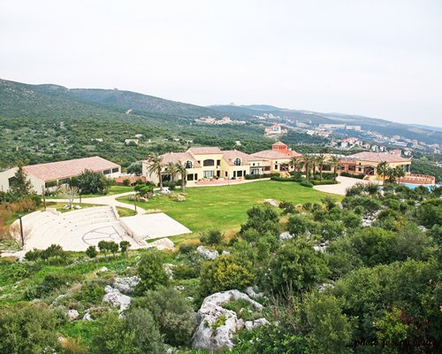 Scenic exterior view of the Batroun Village Club.