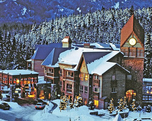 Club Intrawest-Whistler
