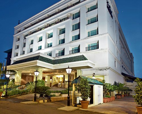 Hilton Mumbai Internaational Airport Hotel