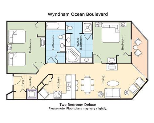 Club Wyndham Ocean Boulevard 6777 Details Rci