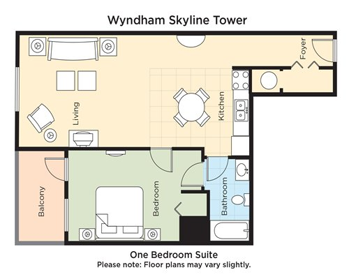 Wyndham Skyline Tower