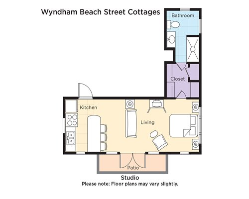 Wyndham Beach Street Cottages