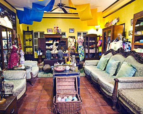 A well stocked shop at Puerto Del Sol Beach Resort And Hotel.