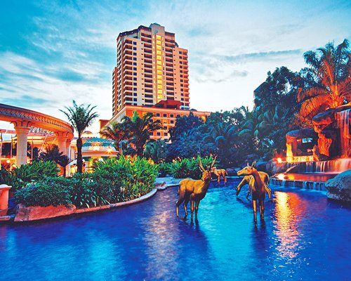 Resort Suites At Sunway Lagoon Resort