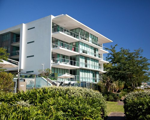 Exterior view of Ultiqa at Freshwater Point.