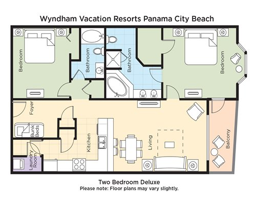 Club Wyndham Panama City Beach