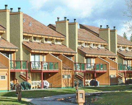 Exterior view of Elkhorn at Panorama resort.
