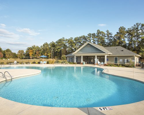 Wyndham Vacation Resorts Lake Marion