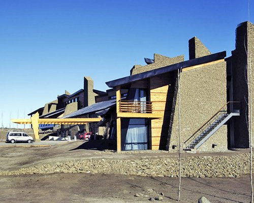 Exterior view of Design Suites Calafate 3 Nights hotel.