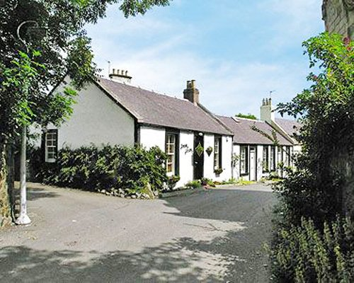 Street view of Kirkside Cottage.