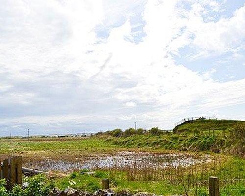 A scenic English landscape.
