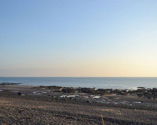 A Scottish shore.