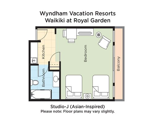 Club Wyndham Royal Garden at Waikiki