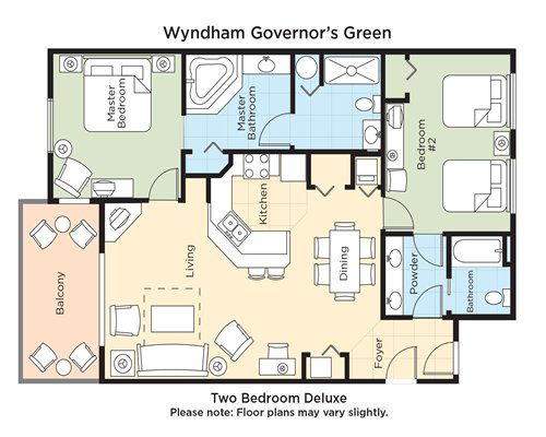 Wyndham Governor's Green