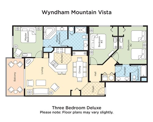 Club Wyndham Mountain Vista